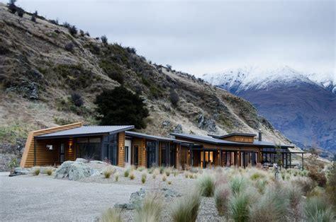 Incredible Brewer House In Wanaka, New Zealand