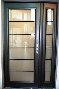 20170919121319 porte d entree aluminium avsortcom With porte d entrée pvc avec meuble haut 2 portes salle de bain