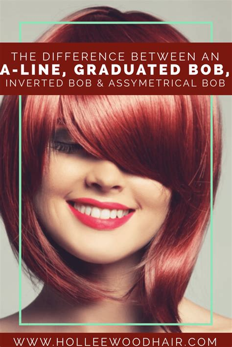 The Difference Between an A Line Haircut & Other Different