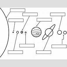 Label The Solar System Handout By Brynmarshall Teaching
