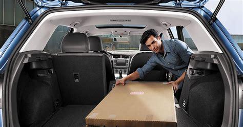 Hatchback Cargo Space Comparison by Volkswagen Golf Cargo Space Comparison Volkswagen Of