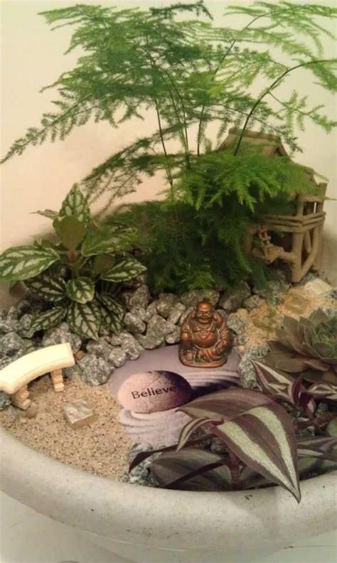 Zen Garten Miniatur by Miniature Zen Garden Miniature Zen Gardens