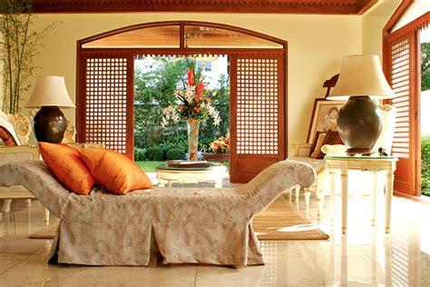 contemporary filipino furnishings update  bahay na bato rl