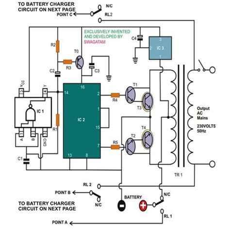 4 simple uninterruptible power supply ups circuits explored circuit projects