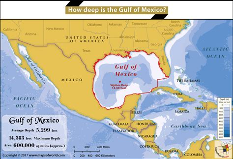 deep   gulf  mexico answers