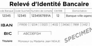 Paiement Par Virement Bancaire Entre Particuliers : rib relev d 39 identit bancaire billet de banque ~ Medecine-chirurgie-esthetiques.com Avis de Voitures