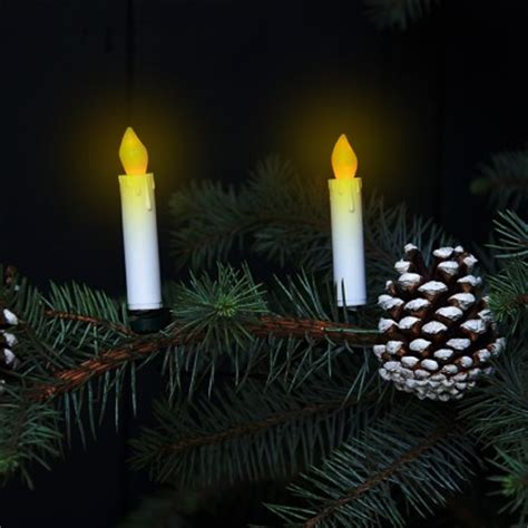 flickering led candle lights flickering led candle christmas tree lights