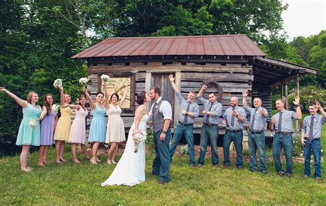nc rustic farm wedding venues hidden valley farm nc