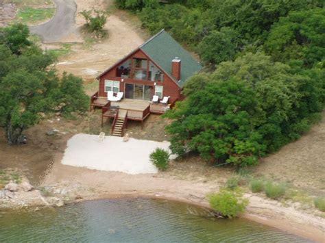 cabins on lake buchanan waterfront cabin on lake buchanan vrbo