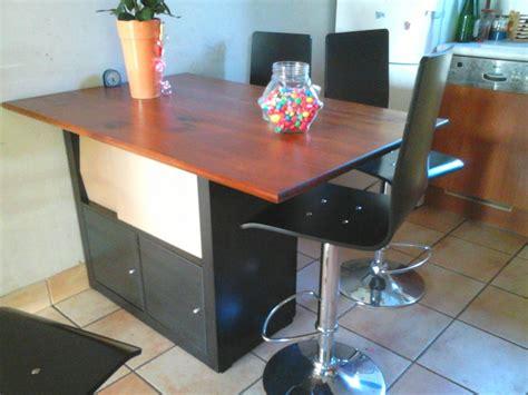 construire un bar de cuisine cr ations mobiliers et acc soires en rondins et bois of