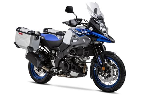 Suzuki V Strom 2019 by Suzuki S 2019 V Strom 1000 650 Adventure Bike Spotlight