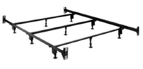 Bed Frame With Footboard Brackets by Sturdy Metal Bed Frame With Headboard And Footboard