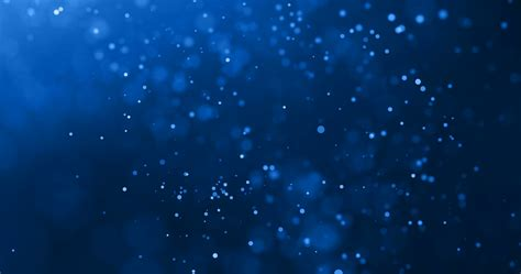 Motion Background Seamless Blue Particle Background In 4k Motion Background