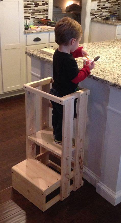 child kitchen helper step stool  teddygramstottowers