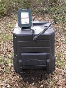 Compost En Appartement : composteur leroy merlin composteur monobloc 250 l leroy ~ Melissatoandfro.com Idées de Décoration