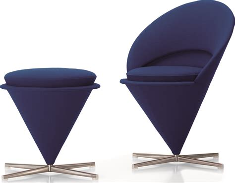 Bar And Counter Stools by Verner Panton Cone Chair Hivemodern Com