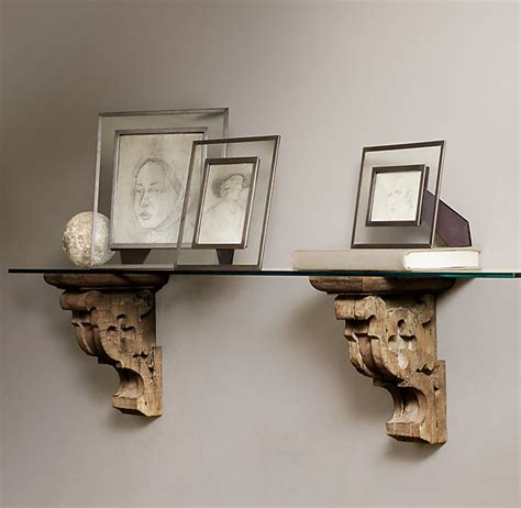 Corbels And Shelves by Corbel Glass Shelf