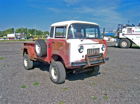 1962 willys jeep pickup another fc 1962 willys jeep fc170 pickup