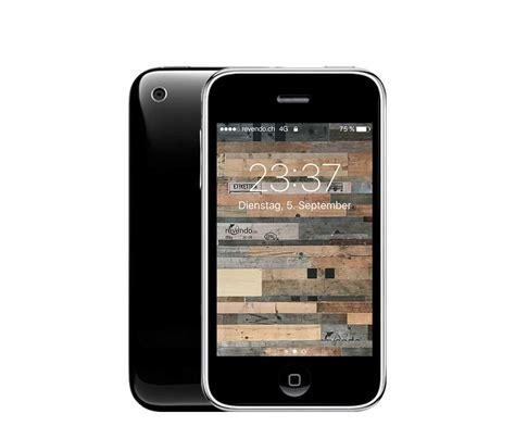 Apple Iphone 3gs 8 Gb Schwarz Revendo Ch