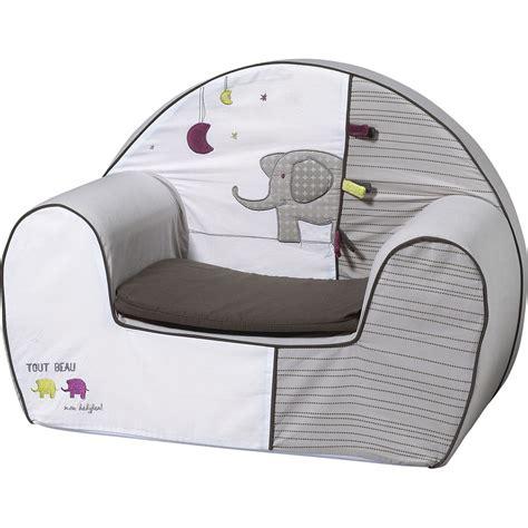 fauteuil bebe pas cher fauteuil mousse bebe