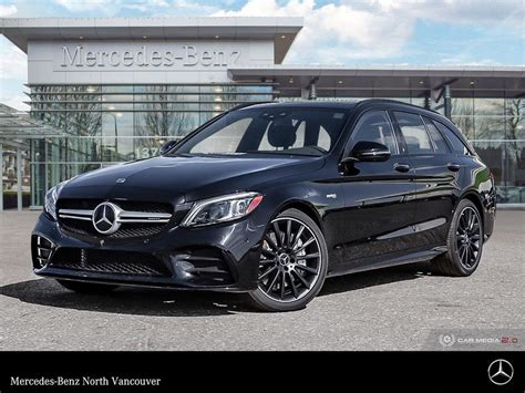 Amg, of course, is the german. Mercedes-Benz North Vancouver | 2020 Mercedes-Benz C43 AMG ...