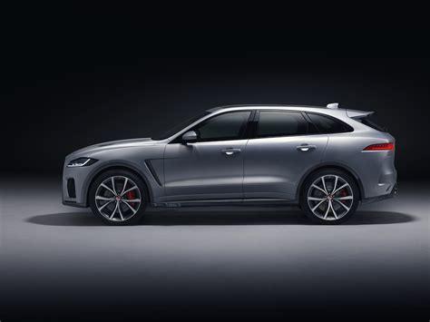 jaguar unveils  pace svr