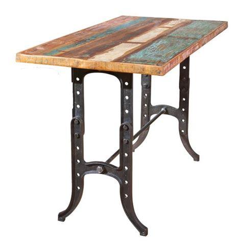 table rectangulaire de cuisine table de cuisine bar rectangulaire plateau mang achat