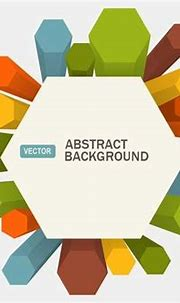 3D Hexagon Background PSD - Free Photoshop Brushes at ...