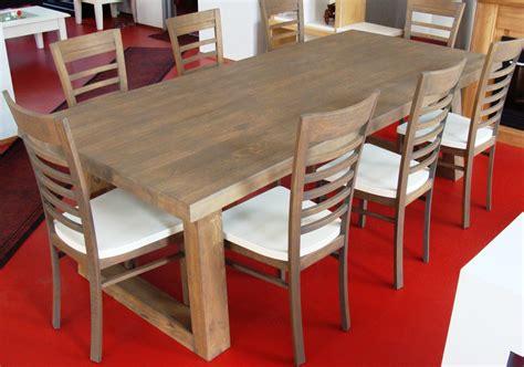 table et chaise de salle a manger chaise de salle a manger moderne