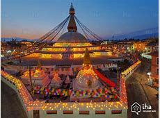 Kathmandu rentals for your vacations with IHA direct