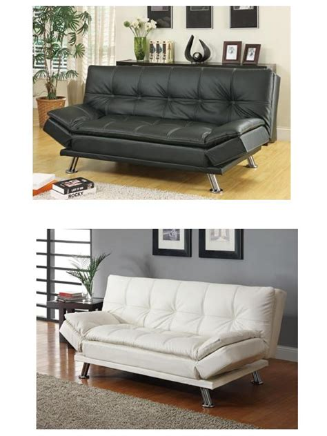 futon furniture stores modern futon sofa beds futons dc furniture 300281 coaster