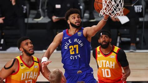 Nuggets vs. Jazz score: Live NBA playoff updates as ...