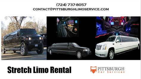 Stretch Limo Service Near Me by Pittsburgh Executive Limousine Service For The Wedding