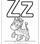 Zipper Coloring Pages Drawing Printable Getcolorings Getdrawings Letter sketch template