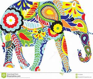 Indian Elephant Clipart - Clipart Suggest
