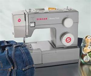 Singer 4411 Heavy Duty Sewing Machine Review