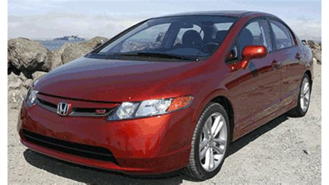 2007 Honda Civic Si 4dr Sedan Review