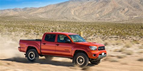 Maybe you would like to learn more about one of these? 2015 Toyota Tacoma TRD Pro First Drive - Review - Car and ...
