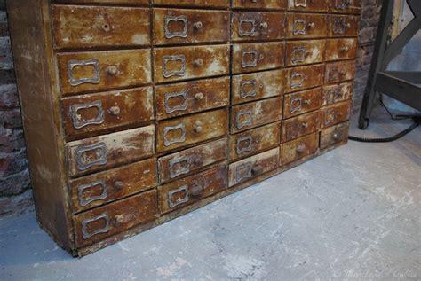 meuble d atelier 224 tiroirs par le marchand d oublis