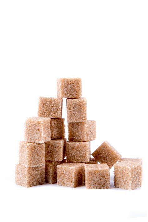 sugar cubes brown cane sugar cubes free stock photo public domain pictures