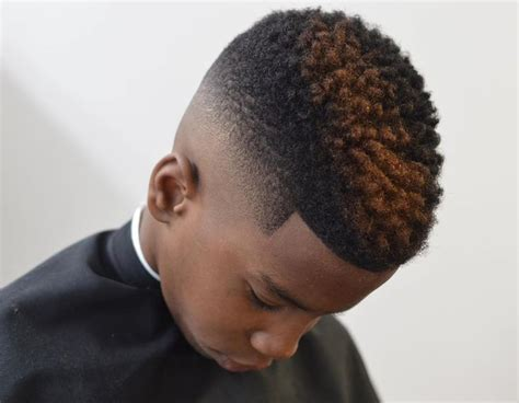 Best 25+ Haircuts For Black Boys Ideas On Pinterest