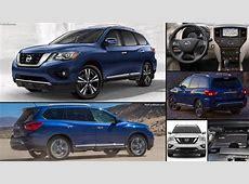 Nissan Pathfinder 2017 pictures, information & specs