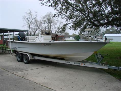 Bay Boats For Sale Lake Charles by 2002 23v Bay Boat For Sale In Lake Charles