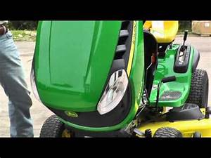 How To Replace The Battery On A John Deere Riding Lawn