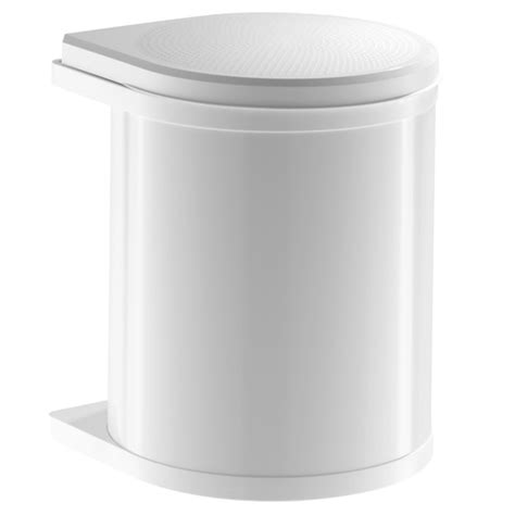 Hailo Kitchen Under Sink Waste Bin Mono (15L)