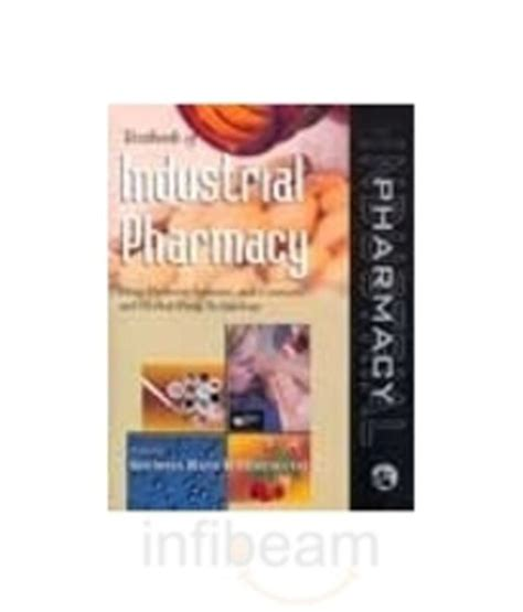 Industrial Pharmacy by Textbook Of Industrial Pharmacy Delivery Systems