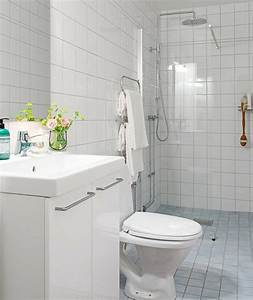 faience blanche salle de bain conseils et idees de decoration With salle de bains blanche