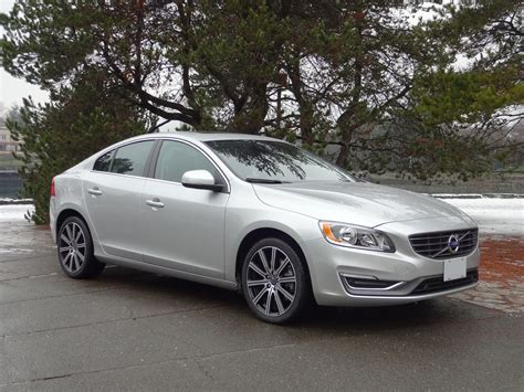 2015 Volvo S60 T6 Awd Road Test Review