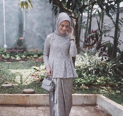 Gamis Muslim M058 Dia Dress ini lho pilihan atasan brokat kekinian yang lagi
