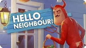 I HAVE A GUN!!!! (Hello Neighbor) - YouTube